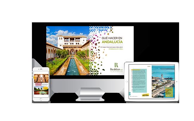 Presentación Guía Andalucía Ruralidays