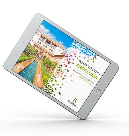 Guía Andalucía para dispositivos móviles