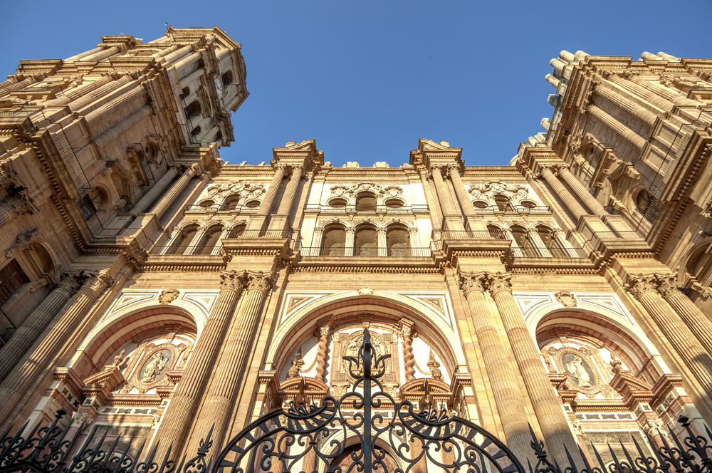 Cathedral La Manquita, Malaga