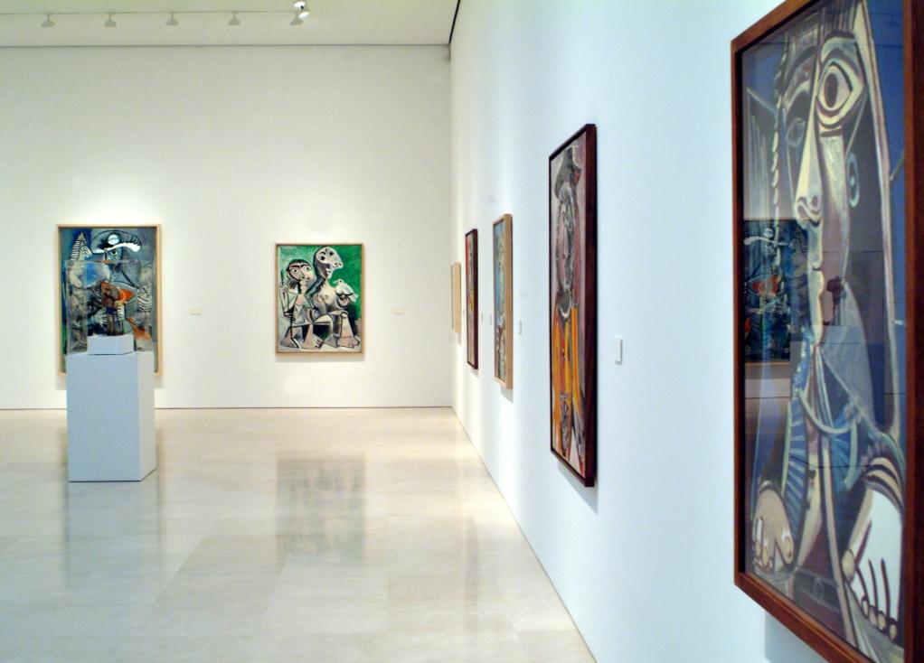 Picasso Museum in Malaga