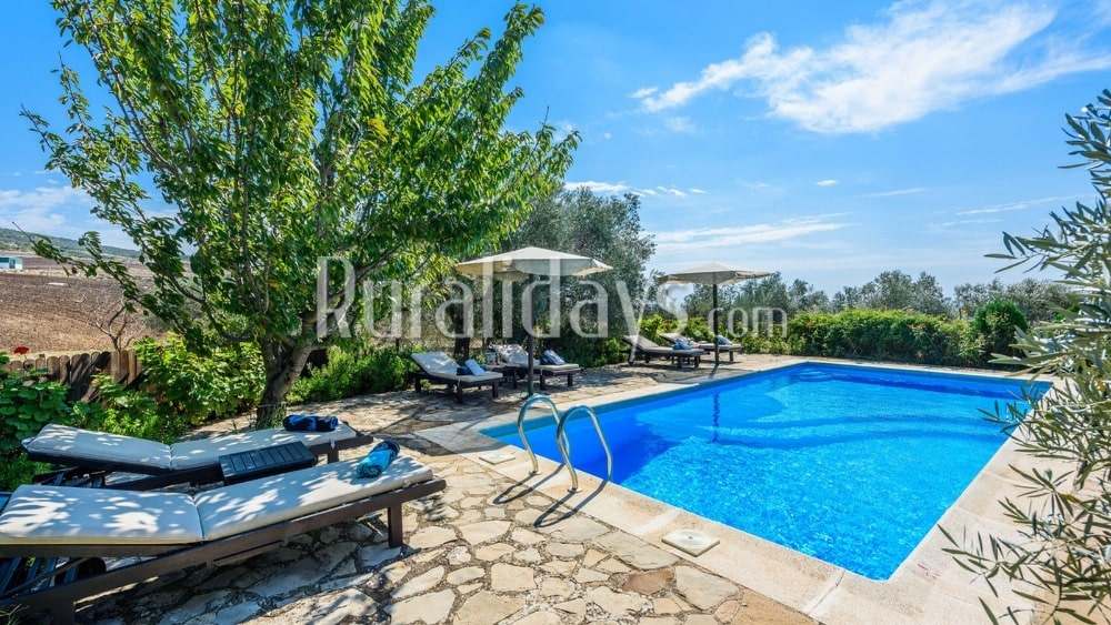 Villa in the charming setting of the Torcal in Antequera - MAL0461