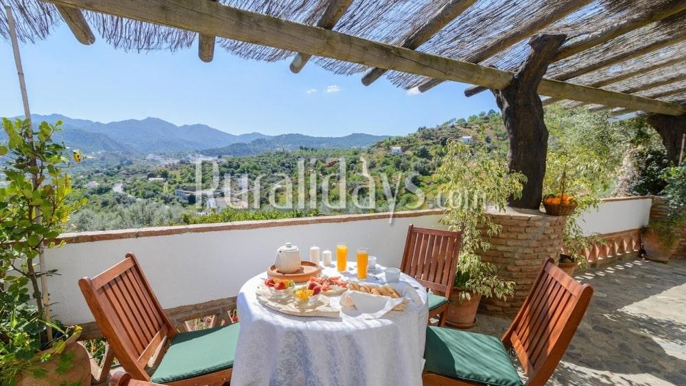 Villa in the heart of the mountains of Malaga in Monda - MAL0168