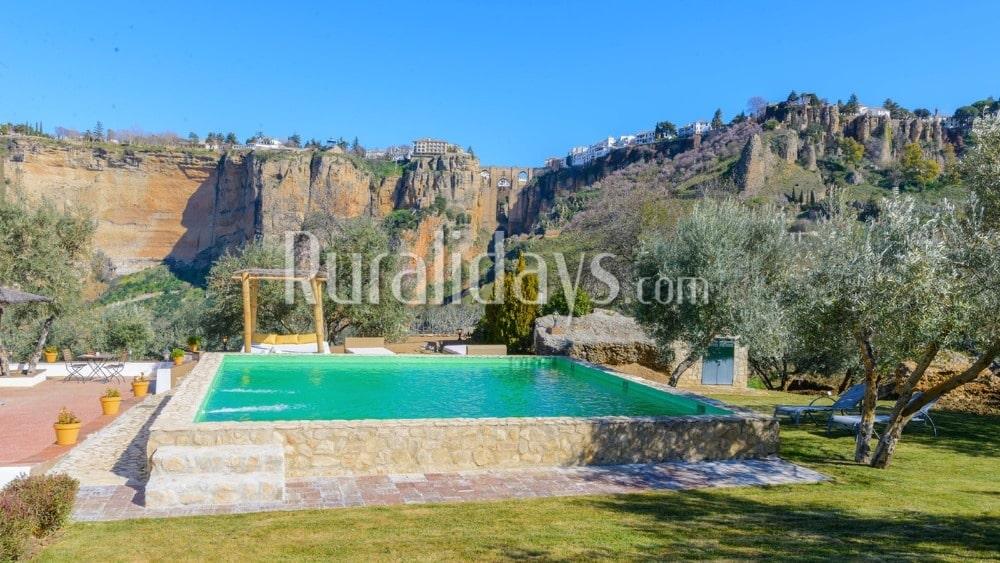 Votre villa à Ronda - MAL2763