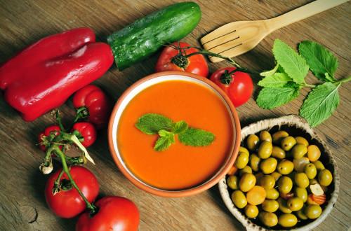 Cuisine in Andalusia
