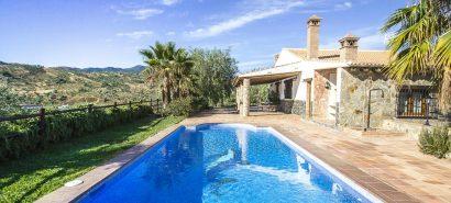 Casa rural en Alozaina