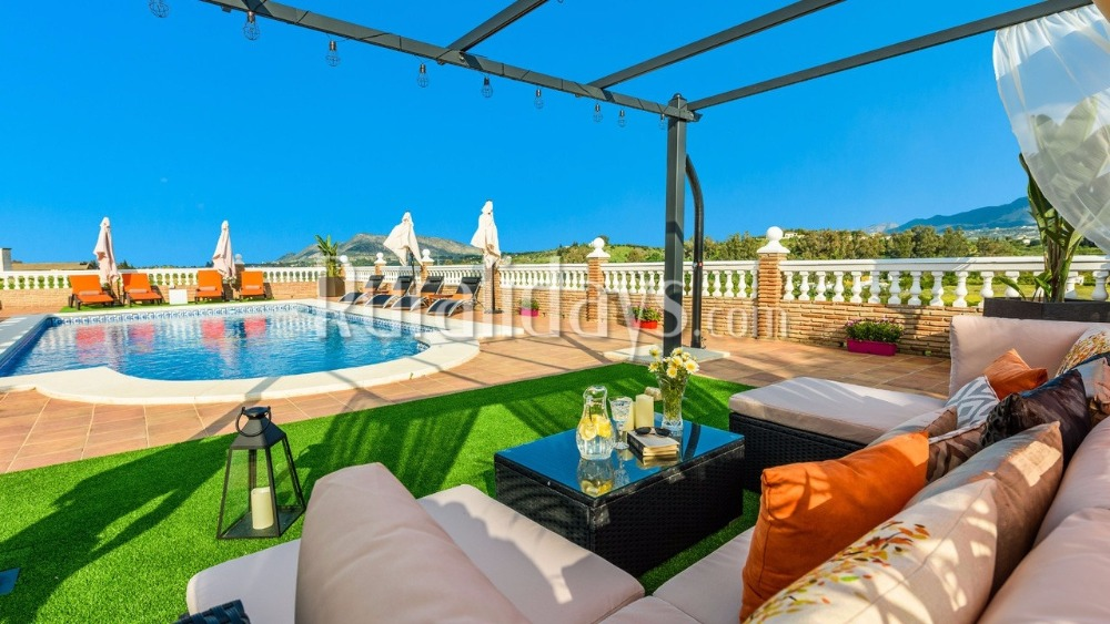 Andalusian style holiday home (Alhaurín el Grande)