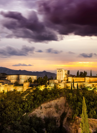 Travel to Granada