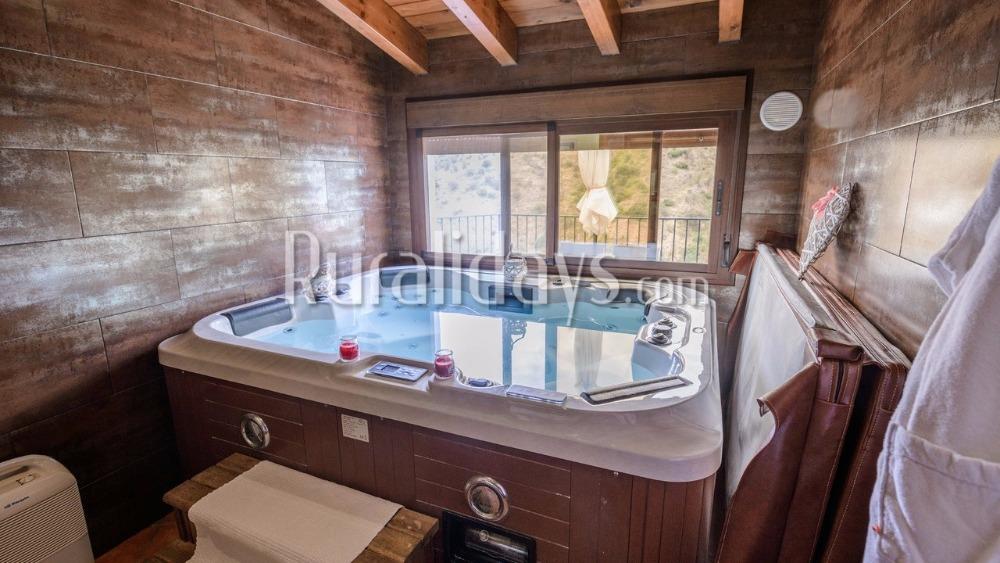 Maison de vacances avec Jacuzzi (Laroya, Almeria)