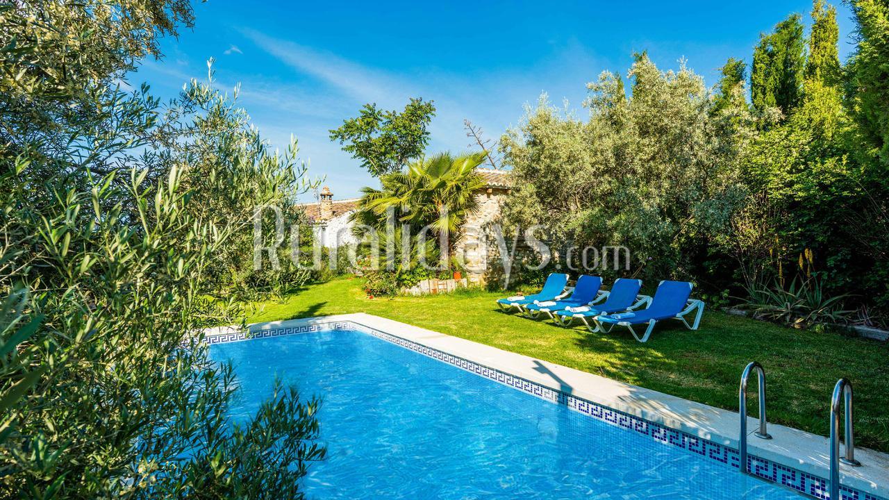 Diervriendelijke vakantiehuis in Antequera (Malaga) - MAL0614