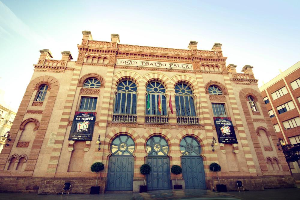 Gran Teatro Falla en Cádiz