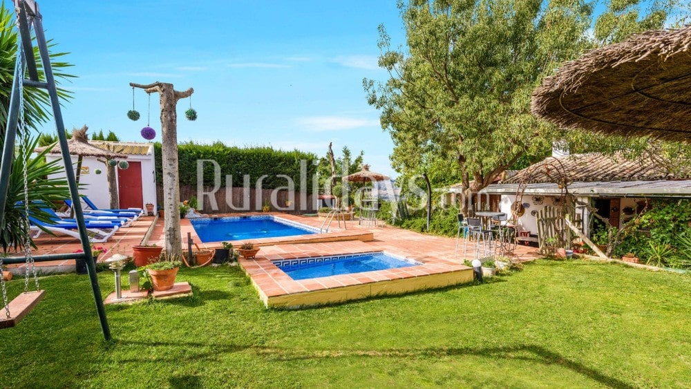 Pet-friendly holiday home with garden in Ronda - MAL0183