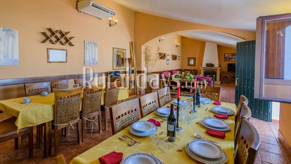 Casa rural ideal para grupos (Posadas, Córdoba)
