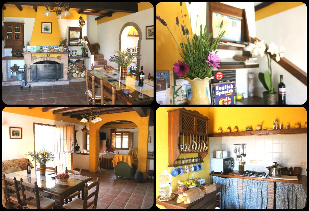 Casa en Monda, interior