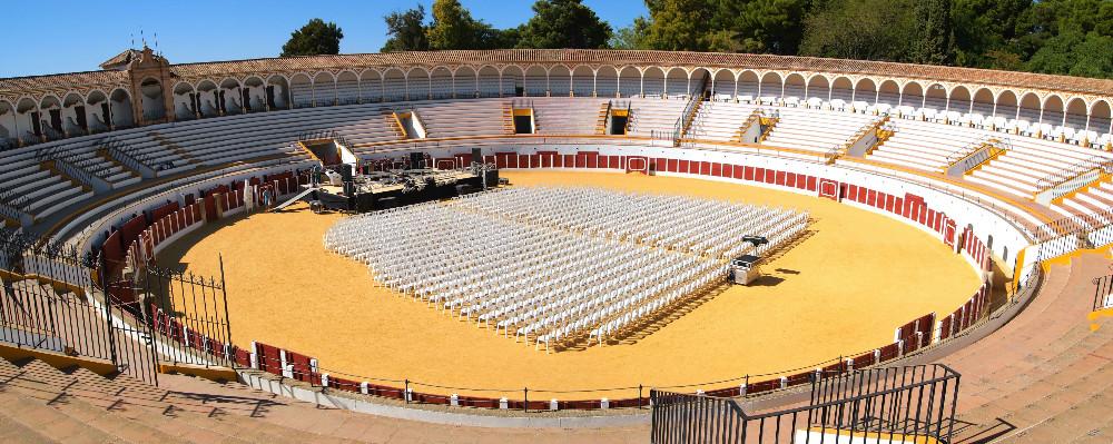 Plaza de Toros de Antequera, Málaga