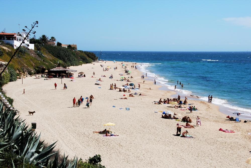 Strand von Caños de Meca, Barbate, Cadiz