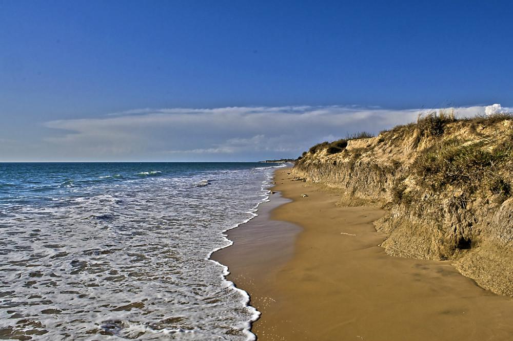 Strand von Costa Ballena, Cadiz