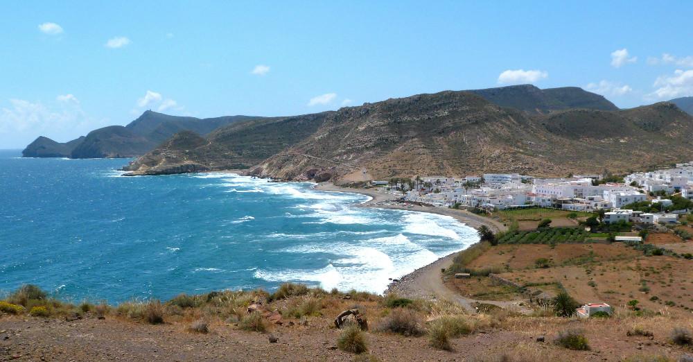 Las Negras beach
