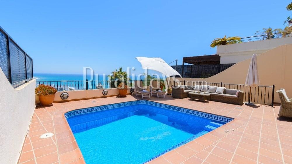 Casa ideal para relajarse en Nerja - MAL2684