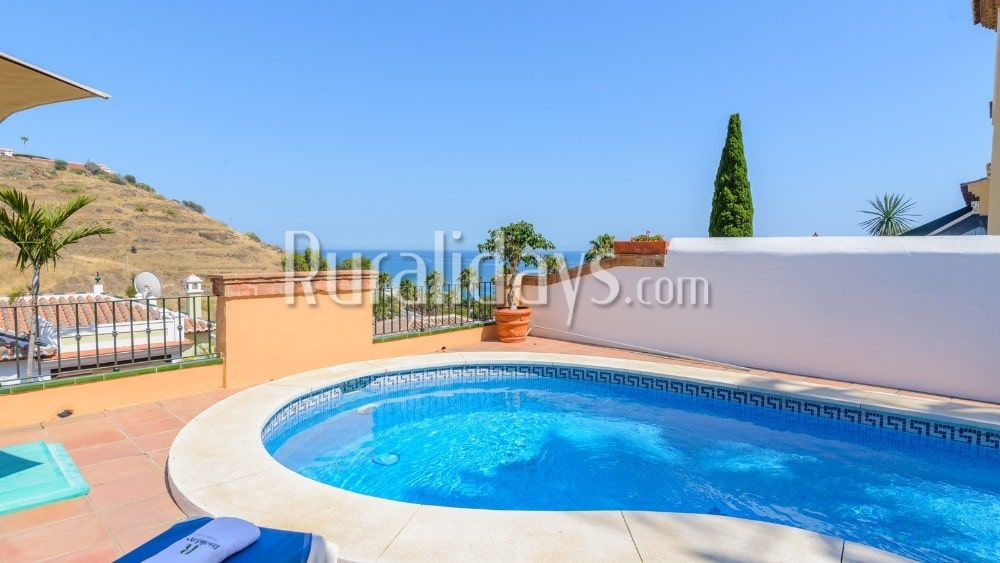Fabulous holiday home near the beach in Nerja - MAL3082