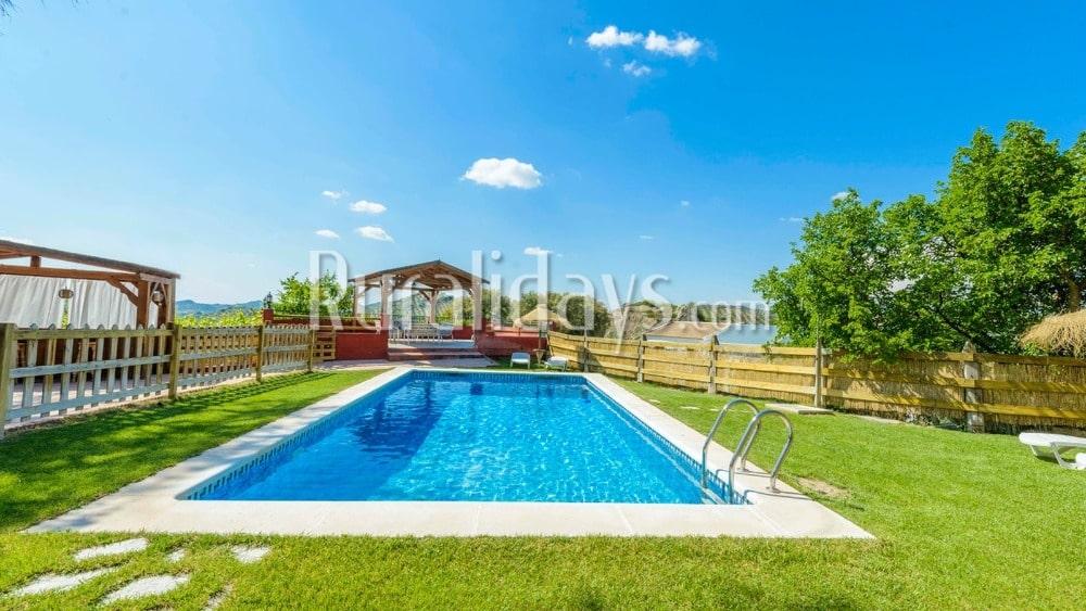 Ideaal vakantiehuis voor groepen in Martos - JAE1666