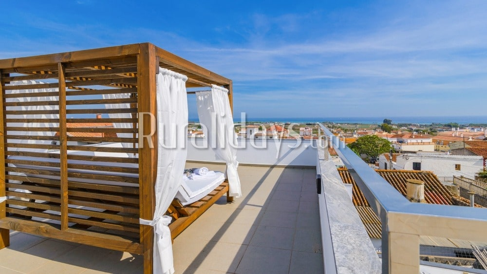 Magnífica villa con vistas al mar en Vélez-Málaga - MAL2619