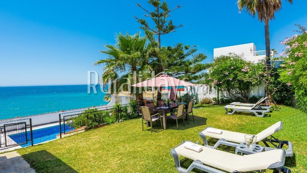 Marvellous holiday home with views in Rincón de la Victoria - MAL3029