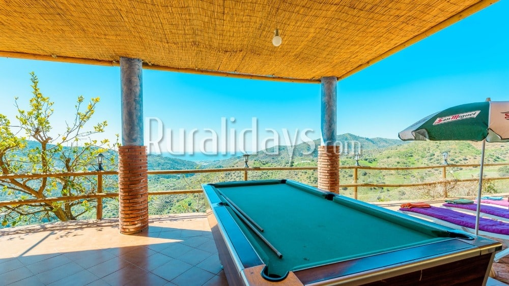 Villa with leisure facilities in Sayalonga - MAL2404