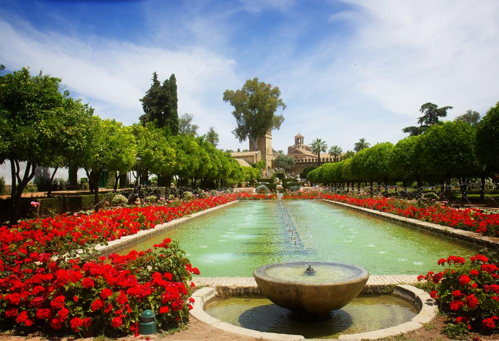 Real Alcazar en Córdoba