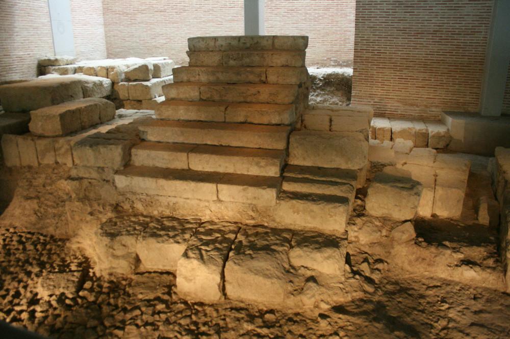 Teatro romano en Córdoba