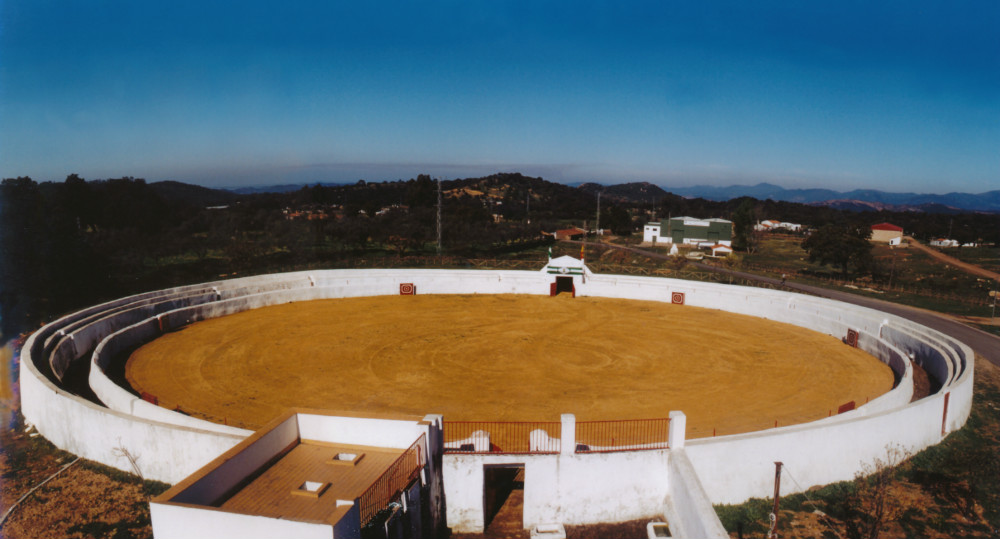 Plaza de Toros de Campofrío in Huelva