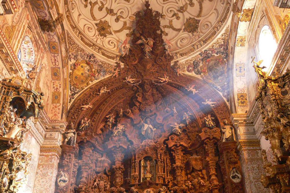 Kerk van El Carmen