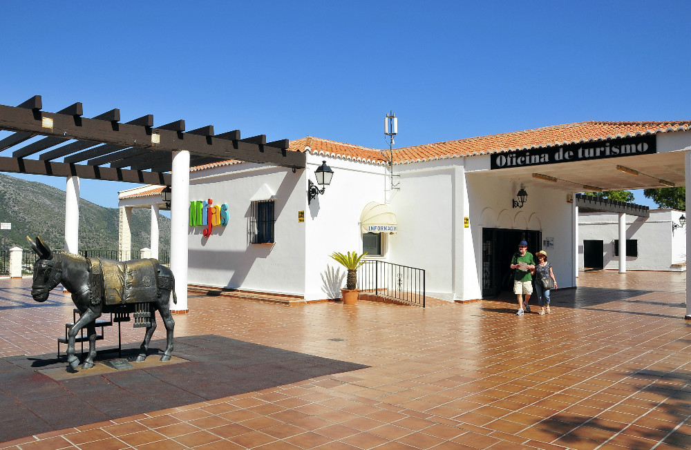 Tourist office of Mijas