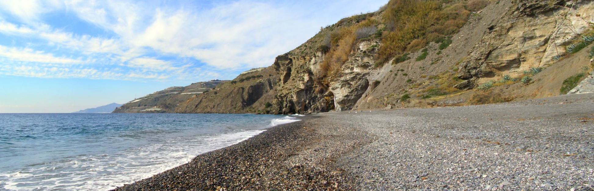 Beach of El Ruso