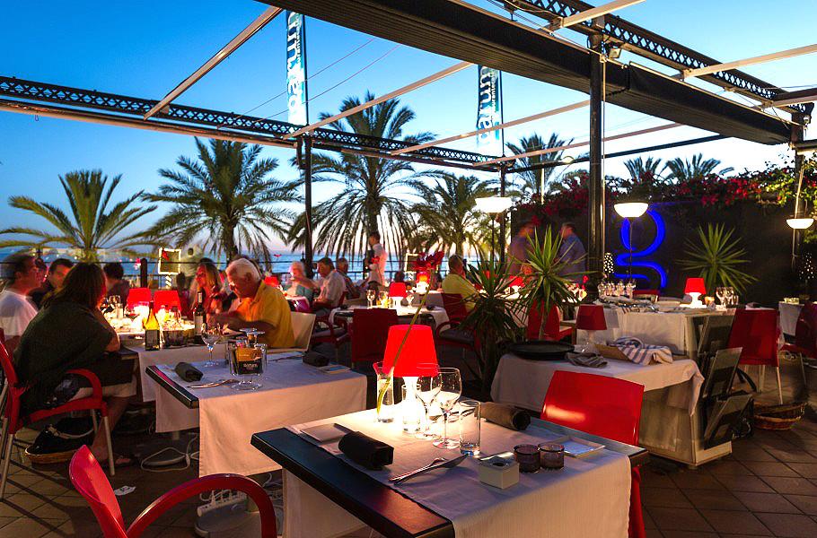Donde comer en Marbella: Restaurante Garum Marbella