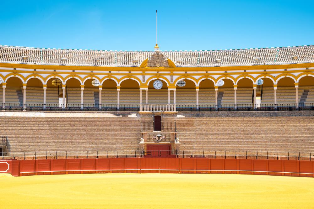 La Maestranza in Sevilla