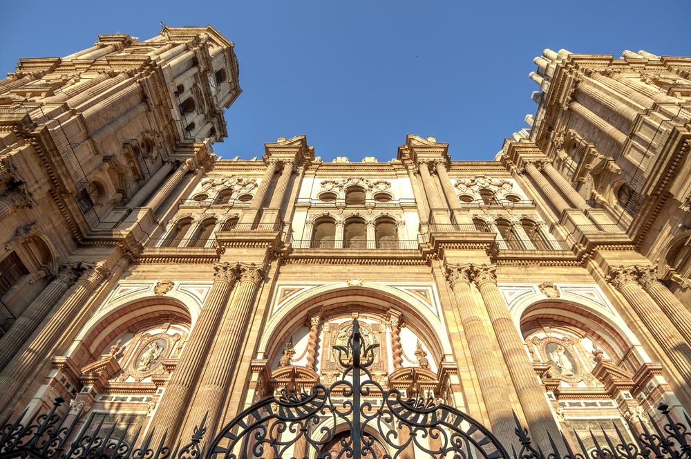 Der Dom von Malaga