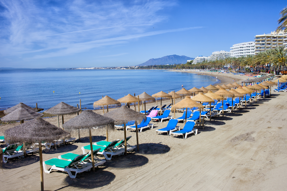 Where to eat in Marbella. More things to do in Marbella: lying on the beach