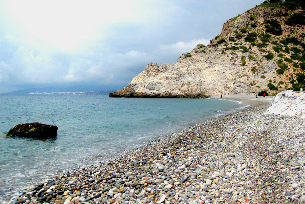 playas granada espana
