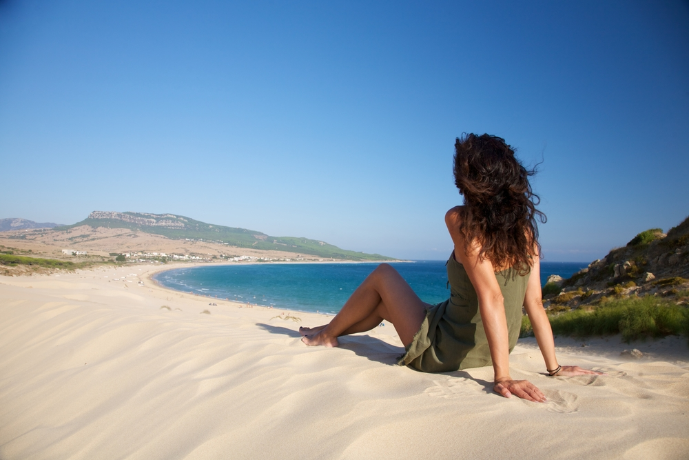Things to do in Tarifa: relax on the beach