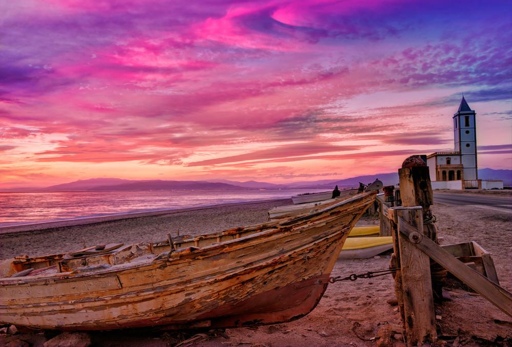 Strand van Las Salinas, de 10 beste stranden in Almeria
