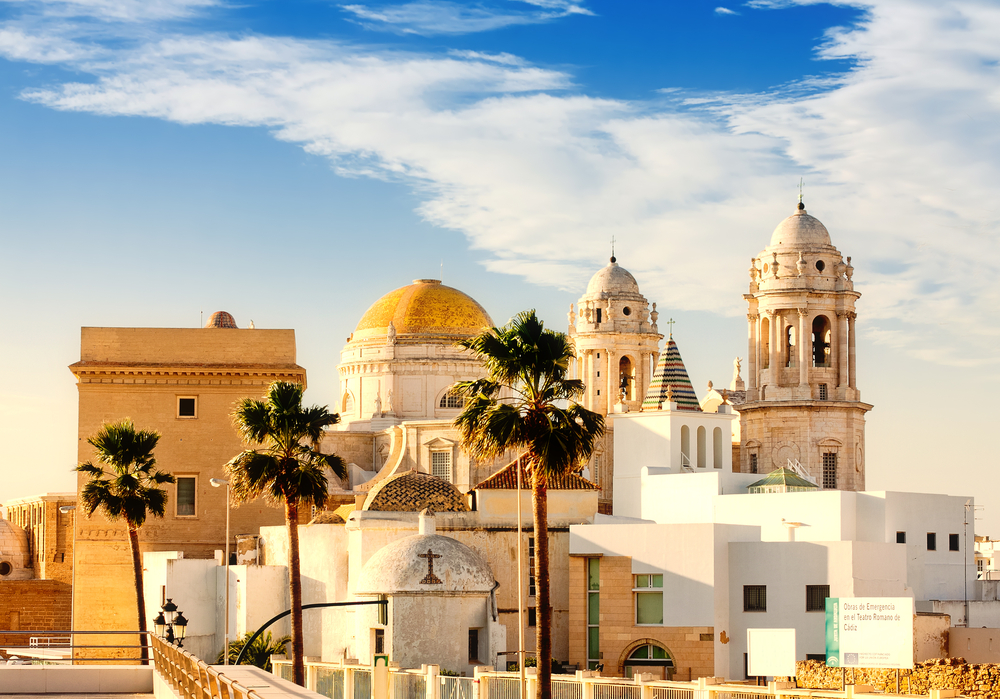 Qué ver en Cádiz en un día: Catedral y Torre de Poniente