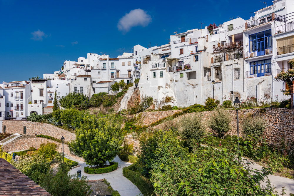 7 reasons why you should visit Frigiliana: Botanic Garden of Santa Fiora