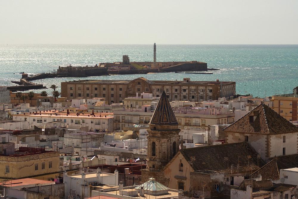 Qué ver en Cádiz en un día: Castillo de San Sebastián
