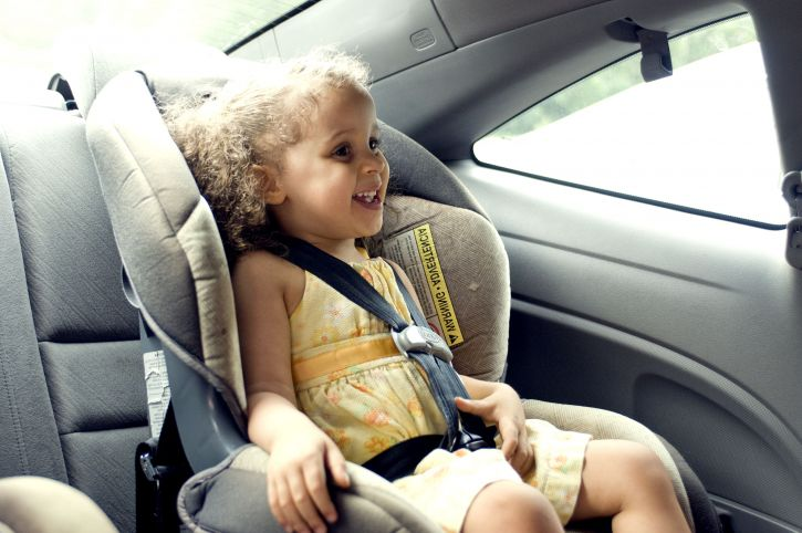 Andalucia by car: travelling with children