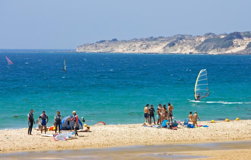 Practiquer des sports de pleine aire à Tarifa