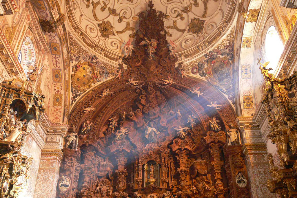 Église del Carmen à Antequera