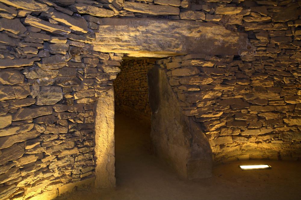 Dolmen de El Romeral en Antequera