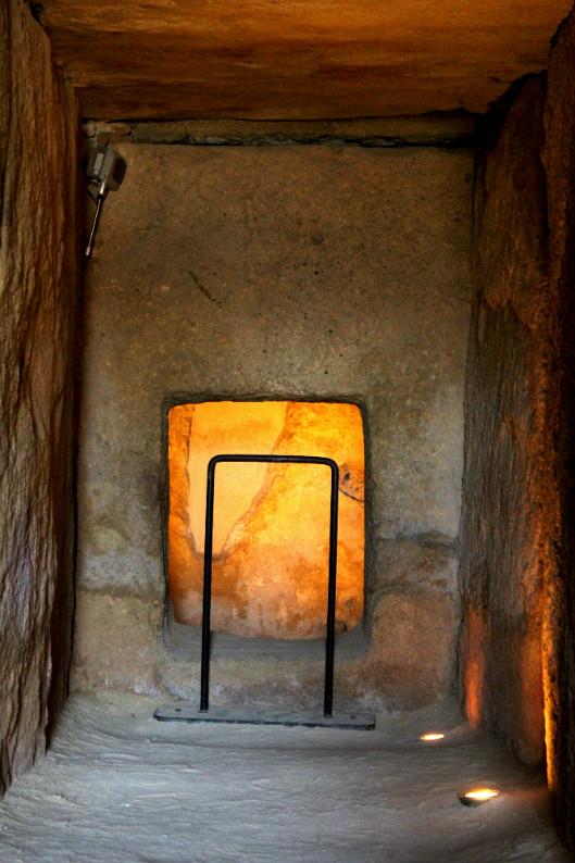 Dolmen de Viera en Antequera