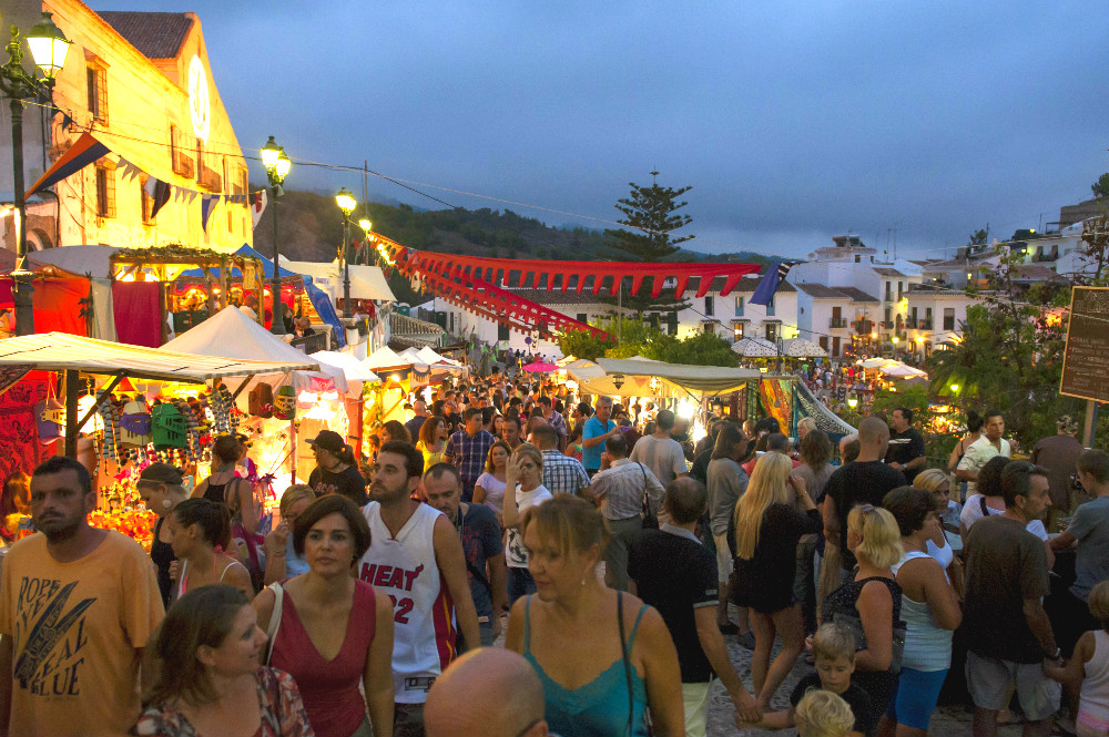 Market of Three Cultures in Frigiliana