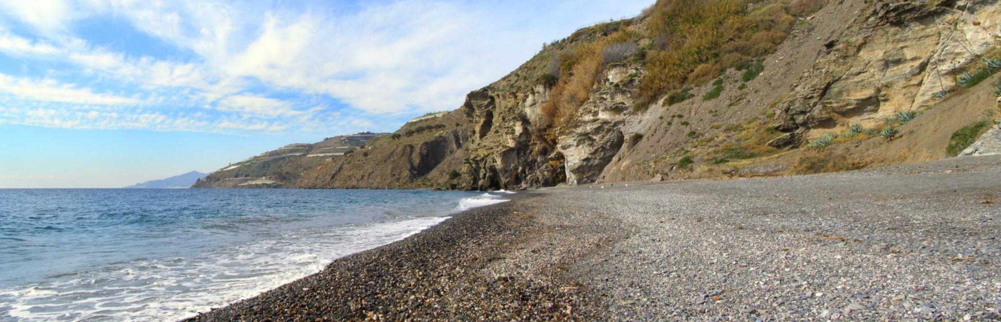 Der Strand von El Ruso